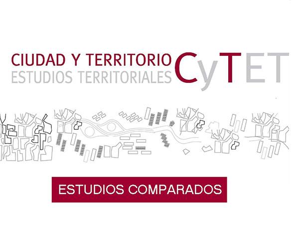 Estudios comparados de la Revista CyTET
