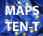 Logotipo de Visualizador TENtec de la Red TEN-T (Red Transeuropea de Transporte)